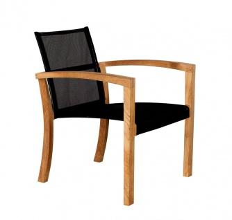 Royal Botania XQI Lounge Sessel, stapelbar - Vorschau 1