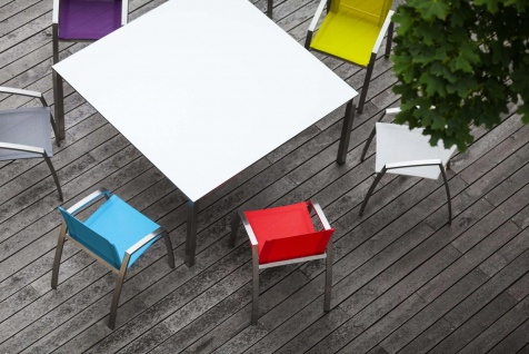 Todus Puro Esstisch 200 × 100 cm, HPL oder Keramikplatte - Vorschau 5