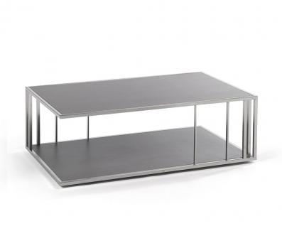 Fischer Möbel Suite Beistelltisch 70 x 120 cm