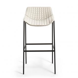 Varaschin Summer Set Barstuhl • H 87 / 100 cm • inkl. gestepptes Sitzkissen