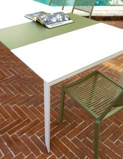 Fast Grande Arche Verlängerungsplatte 90 × 50 cm für Gartentisch ausziehbar - Vorschau 3