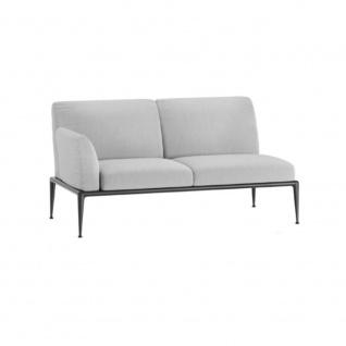 Fast New Joint 2-Sitzer-Sofa mit rechter Armlehne