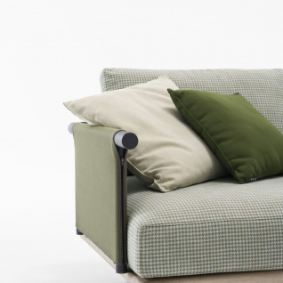 Roda Eden Gartensessel Eckmodul • Loungemodul 001 + 011 • Loungesessel 100 cm