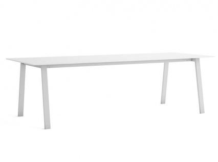 Timeless Gartentisch • Alu/HPL Esstisch 250 × 100 cm von GANDIA BLASCO