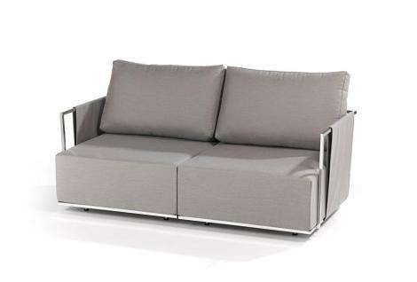 Fischer Möbel Suite 2er Sofa 160 x 80 cm