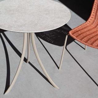 Expormim Bistro Gartentisch rund Ø 70 oder 80 cm - Vorschau 3
