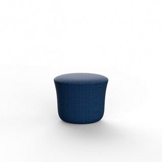 Vondom Suave Loungehocker • Gartenhocker Ø 45 cm