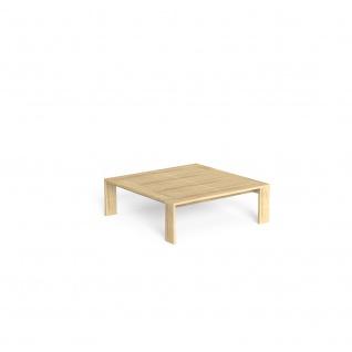 Talenti ARGO Beistelltisch 170x170cm aus Accoya-Holz