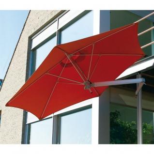 Sonnenschirm Paraflex Monoflex Neo Ø 300 cm, rund von Umbrosa