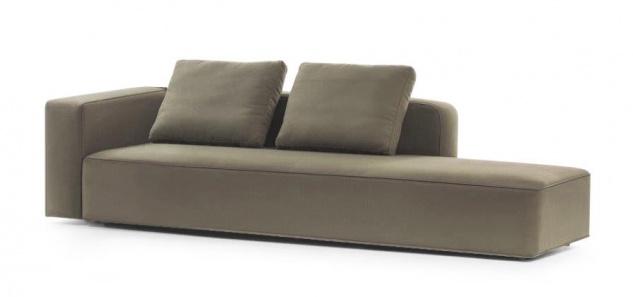 Roda Dandy Recamiere • Loungemodul 001 + 005 + 008 • 225/247 × 97 cm