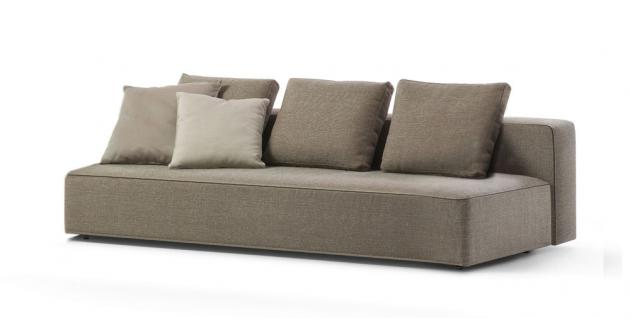 Roda Dandy Gartensofa • Loungemodul 001 + 004 • 225 × 97 cm