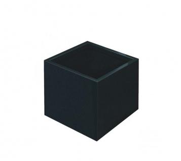 conmoto Flowerbox 1 Pflanzgefäß • Raumteiler Modul 48 × 48 cm