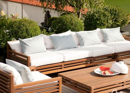 Herrenhaus Cubic Lounge Sofa 4-Sitzer