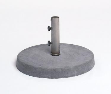 Weishäupl Schirmständer aus Beton, 120 kg