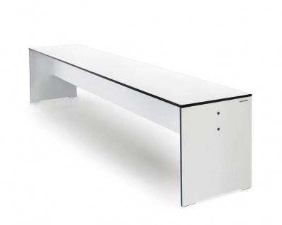 conmoto Riva Gartenbank M • Outdoor Bank 194 × 35 cm