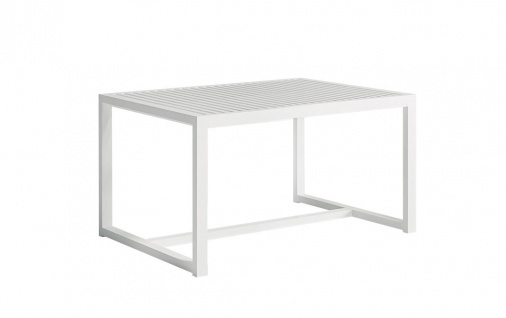 Dna Gartentisch 129 × 100 Cm Von Gandia Blasco - Vorschau 1