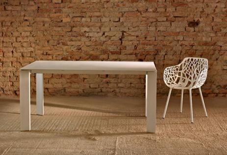 Fast Grande Arche Verlängerungsplatte 100 × 50 cm für Gartentisch ausziehbar - Vorschau 5