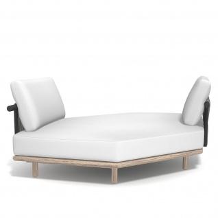 Roda Eden Daybed • Loungemodul 004 + 011 • 228 × 135 cm