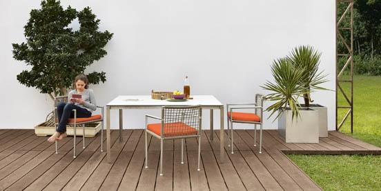 Coro Nest Lounge Tisch 150 quadratisch - Vorschau 5