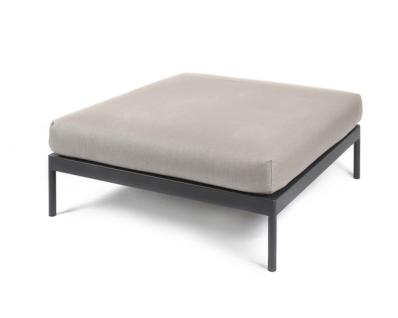 Fischer Möbel Kairos Lounge • Loungehocker 100 × 100 cm