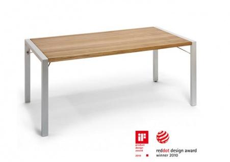 Gartentisch Flip 180 bzw. 220 cm von Weishäupl