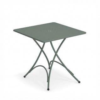 Emu Pigalle Gartentisch • Outdoor Klapptisch 76 cm • Stahl, beschichtet
