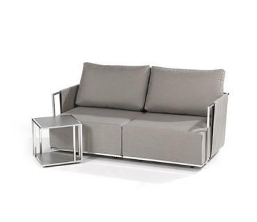 Suite 2er Sofa 160 x 80 cm von Fischer Möbel - Vorschau 2