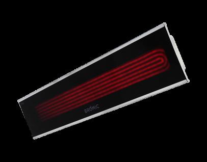 Bromic • Smart Heat Platinum SII • Electric 3400W Schwarz
