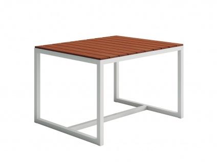 SALER SOFT Teak Gartentisch 125 × 91 cm von GANDIA BLASCO