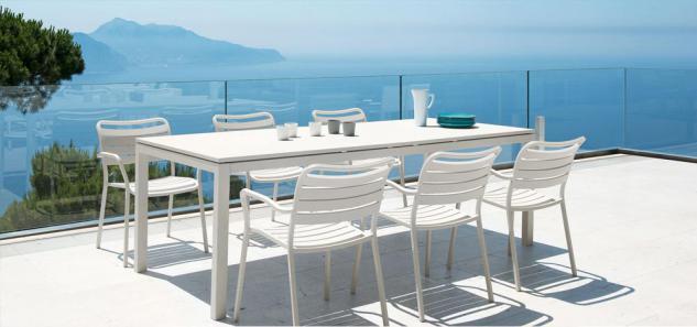 Ethimo Flat Gartentisch ausziehbar 160-250 cm - Vorschau 4