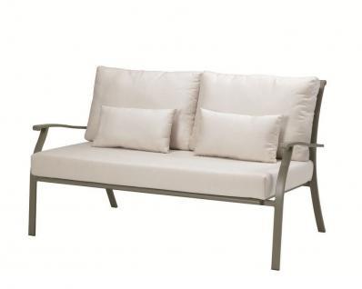 Ethimo Elisir Lounge Sofa stapelbar