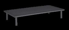 Alexander Rose Beach Loungetisch 122 cm mit HPL-Tischplatte