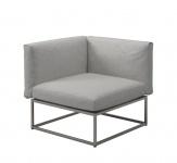 Gloster Cloud Lounge Eckmodul 75 cm