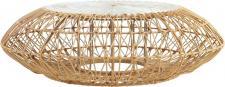 Loungehocker bzw. Loungetisch Dreamcatcher Ø 100 cm von Kenneth Cobonpue
