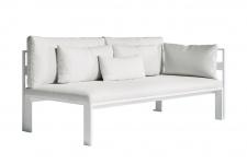 JIAN Loungesofa Endmodul 1 rechts • 176 × 90 cm von GANDIA BLASCO