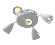 Beleuchtung für Sonnenschirm Max Cantilever inkl. Manual Lift