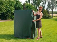 Strandkorbhaube Premium Cover 125 × 110 × 156/135 cm