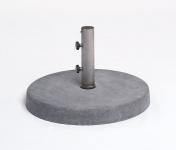 Weishäupl Schirmständer aus Beton, 25 kg