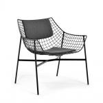 Varaschin Summer Set Gartensessel inkl. Sitz- und Rückenkissen • Loungesessel 71 cm