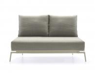 Fast Aikana 2-Sitzer-Sofa ohne Armlehnen