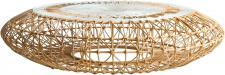 Loungehocker bzw. Loungetisch Dreamcatcher Ø 120 cm von Kenneth Cobonpue