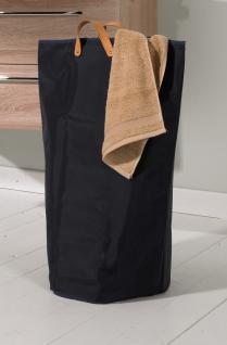 Wäschesammler Wäschetaschen Nylon Dunkelblau Wäschebeutel Wäschesack Wäschekorb Multifunktionstasche