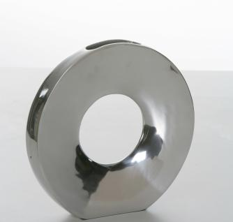 Aluminium Vase Handpoliert Rund L Dekoration Deko Blumenvase Tischvase Artra Silber Dekovase Weihnachten Weihnachten Deko Dekoration Weihnachtsdeko