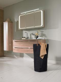 Wäschesammler Wäschetaschen Nylon Dunkelblau Wäschebeutel Wäschesack Wäschekorb Multifunktionstasche - Vorschau 2