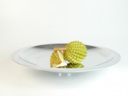 """Aluminium Schale """"Bowl"""" - Dekoschale, Tischdekoration, Hochzeitdekoration und Geschenk Ø50cm"""