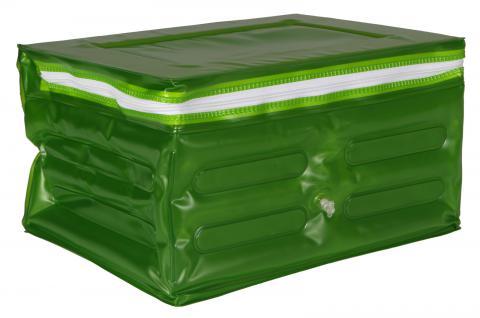 Ordnungsbox Blow Up Neonfarben Kühltasche Party Partykühlung Partykühler