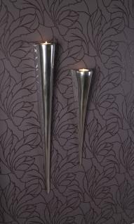 Fackelleuchte aus Aluminium kein und groß Teelichthalter Kerzenhalter Kerzenleuchter Gastgeschenke - Vorschau 2