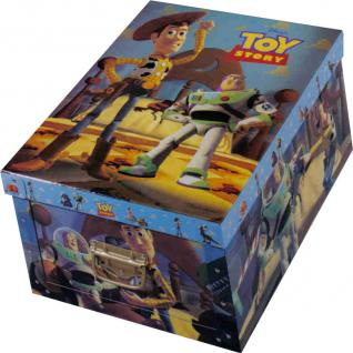 Deko Karton Ordnungsboxen Bauli Mini Toystory Aufbewahrungsbox