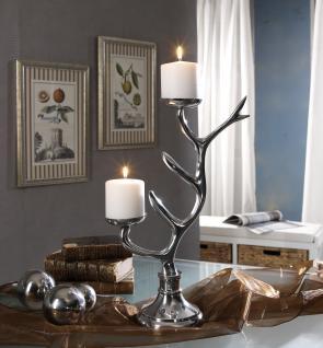 """Aluminium Kerzenständer - Schmuckbaum """" Tree"""" Tischdeko Teelichthalter Kerzenhalter Kerzenleuchter Tischdeko Gastgeschenke Weihnachten Weihnachten Deko Dekoration Weihnachtsdeko - Vorschau 4"""