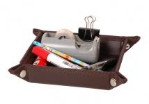 Kunstlederbox Utensilio Büro + GESCHENK